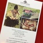 【イベントのお知らせ】LOVE HEALS展示販売会