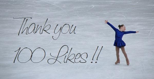 Thankyou100likes!
